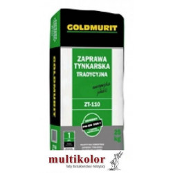 Goldmurit - zaprawa tynkarska
