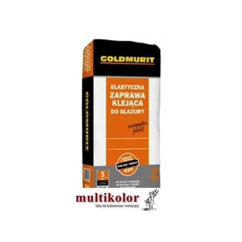 Goldmurit - elastyczna zaprawa klejąca do glazury