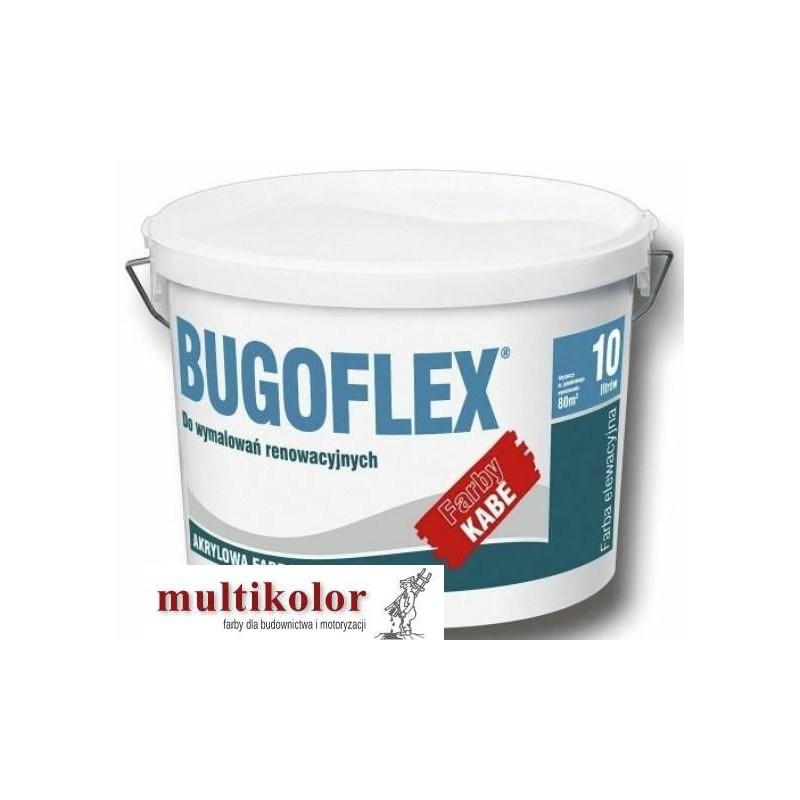 KABE BUGOFLEX farba elewacyjna akrylowa biała