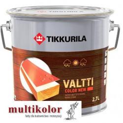VALTTI COLOR NEW kolor 5050 matowy impregnat do drewna kolory z mieszalnika valti Tikkurila