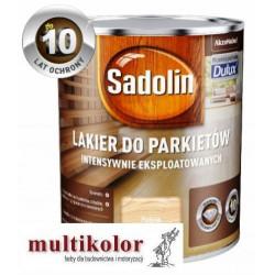 SADOLIN LAKIER DO PARKIETU do intensywnej eksploatacji intensywnie eksploatowanych powierzchni drewnianych dulux