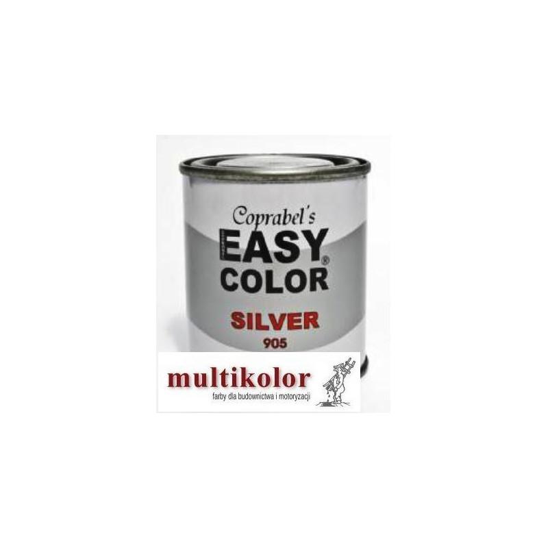 EASY COLOR SILVER Coprabel  farba emalia srebrna (zamiennik LEVIS GOLD lewis)