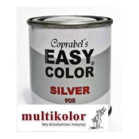 EASY COLOR SILVER Coprabel  farba emalia srebrna (zamiennik LEVIS SILVER lewis)