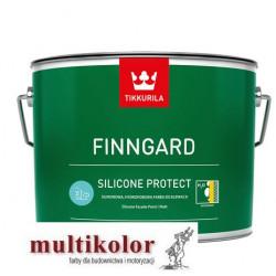 Finngard Silicone Protect - kolor Q840 farba emulsyjna do malowania elewacji tikkurila