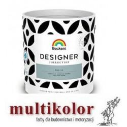Designer Collection - matowa ceramiczna farba do wnętrz kolory 2,5L beckers