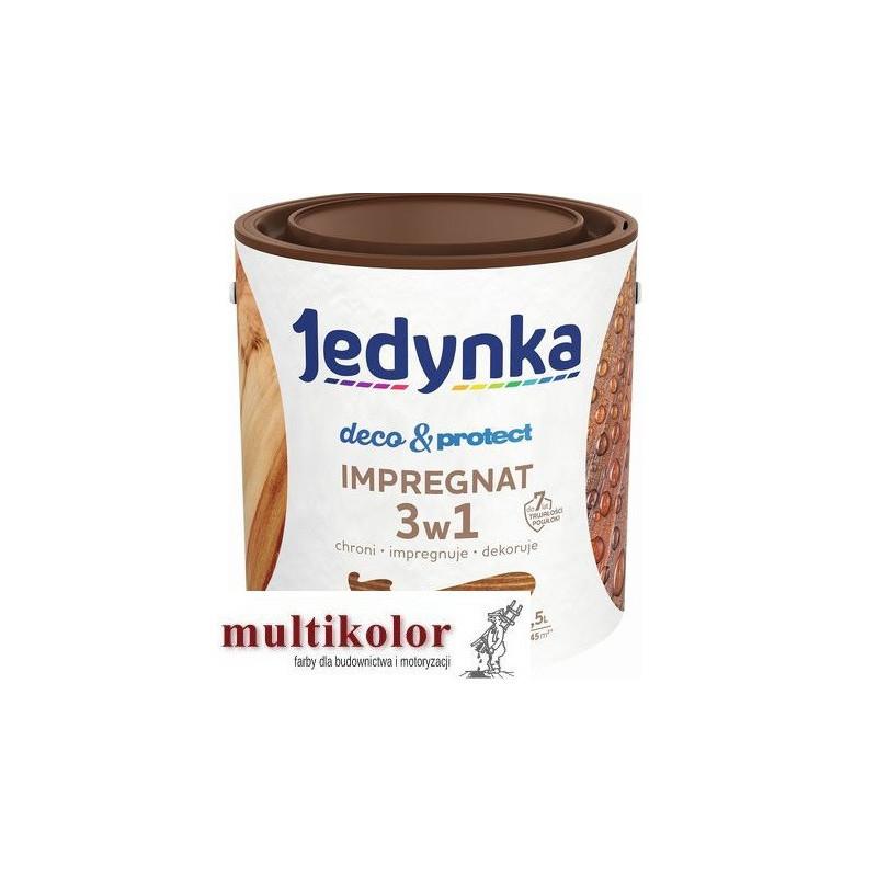 Jedynka Deco & Protect Impregnat 3w1