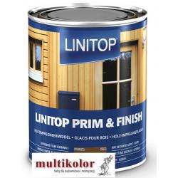 LEVIS LINITOP PRIM & FINISH  (dawniej Levis prim) impregnat do drewna w kolorach