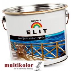 ELIT TRAOLJA kolor nr 322 olej do drewna kolory z mieszalnika Beckers