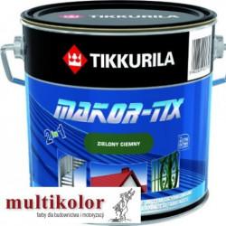 MAKOR TIX farba do malowania dachów makortix Tikkurila