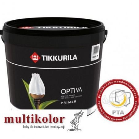 OPTIVA PRIMER podkładowa farba do gruntowania ścian wewętrznych Tikkurila