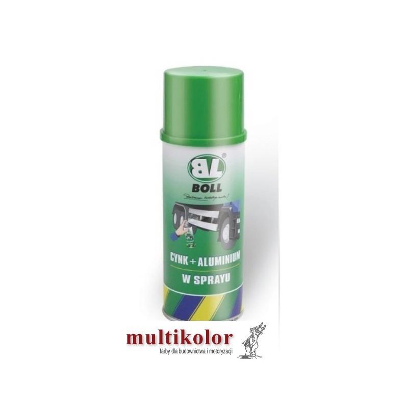 BOLL CYNK + ALUMINIUM w sprayu