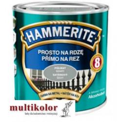 HAMMERITE PROSTO NA RDZĘ farba emalia do metalu półmatowa