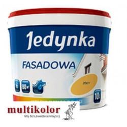 JEDYNKA FASADOWA kolor NCS 8500-N farba emulsyjna akrylowa do malowania elewacji kolory z mieszalnika