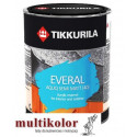 EVERAL AQUA 40 - farba emalia akrylowa biała półmatowa