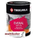 EVERAL MATT 10  farba emalia alkidowa matowa kolory z mieszalnika Tikkurila