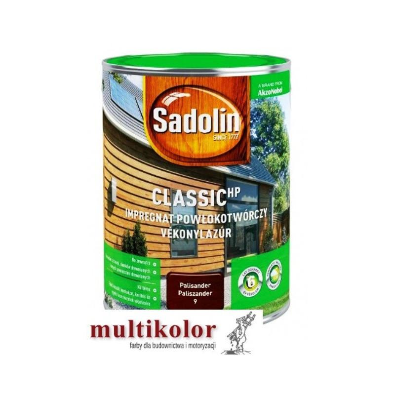 SADOLIN CLASSIC HP clasic  impregnat powłokotwórczy do drewna