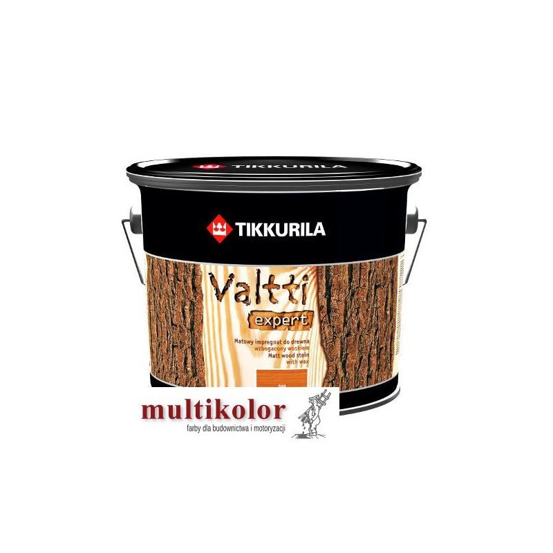 VALTTI EXPERT valti matowy impregnat do drewna w gotowych kolorach Tikkurila
