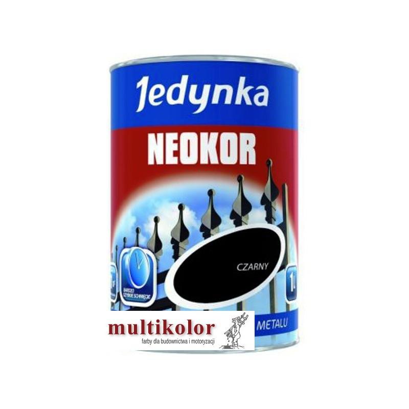 JEDYNKA NEOKOR antykorozyjna podkładowa farba do gruntowania metalu