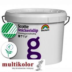 SCOTTE SNICKERISLIP profi podkładowa farba do gruntowania drewna Beckers