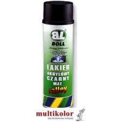 BOLL LAKIER AKRYLOWY czarny matowy spray 500ml