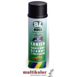 BOLL LAKIER AKRYLOWY  czarny połysk spray 500ml