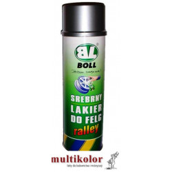 BOLL LAKIER DO FELG srebrny spray 500ml