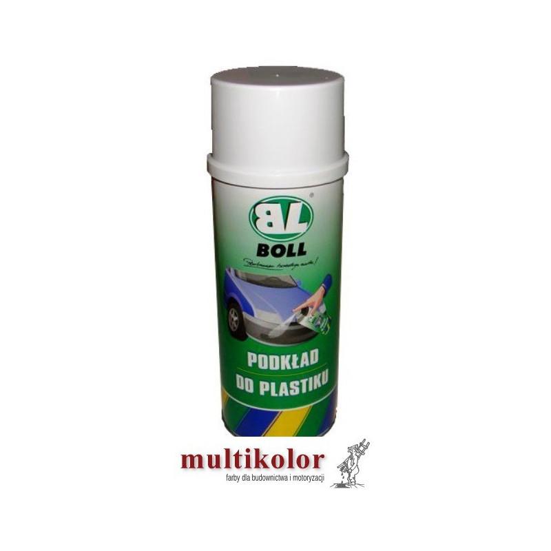 BOLL PODKŁAD DO PLASTIKU lakier podkładowy bezbarwny spray 400ml