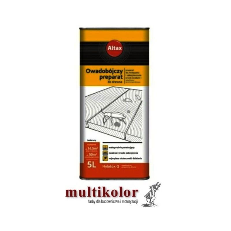 HYLOTOX Q środek płyn preparat owadobójczy altax