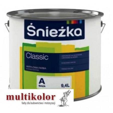 ŚNIEŻKA CLASSIC kolor NCS 1050-B10G farba emulsyjna akrylowa matowa wewnętrzna kolory z mieszalnika
