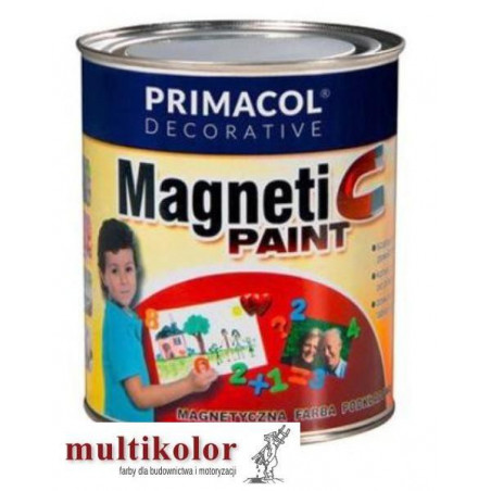 MAGNETIC PAINT 0,75L farba magnetyczn Primacol Unicell